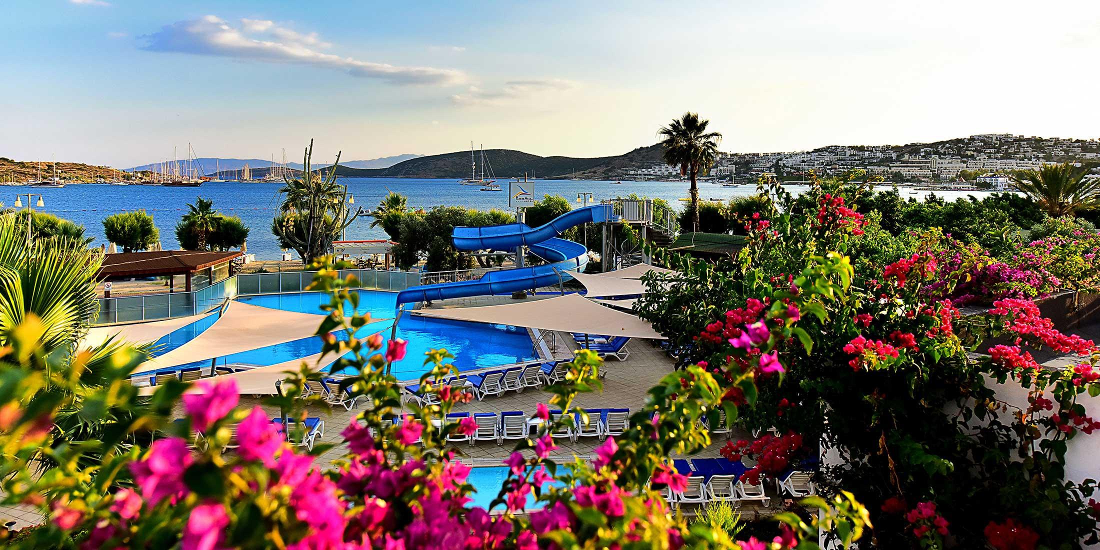 Parkım Ayaz Hotel Gumbet Bodrum Turkey
